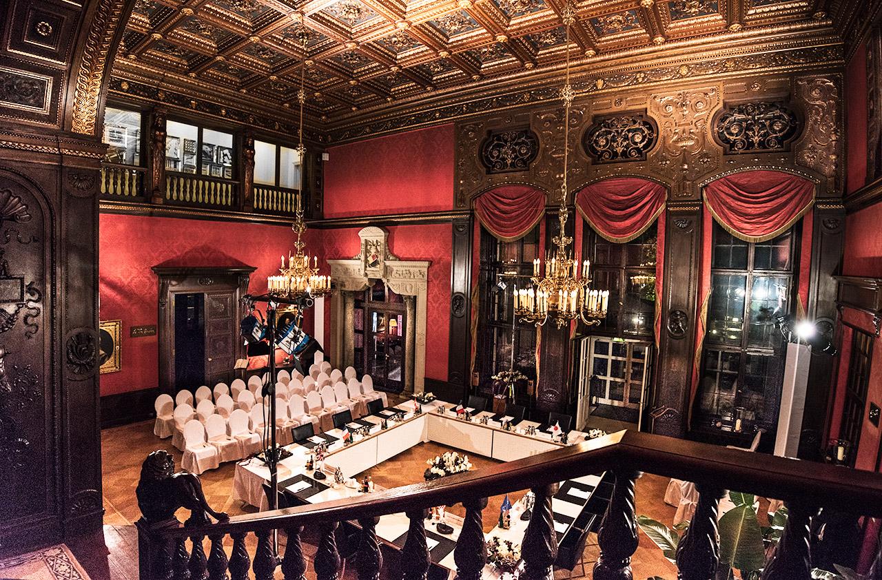 g7 minister treffen im schlosshotel im grunewald in berlin gesundheit sollte global gedacht. Black Bedroom Furniture Sets. Home Design Ideas